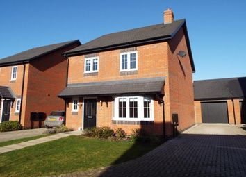Thumbnail 3 bed semi-detached house to rent in Campion Way, Uttoxeter