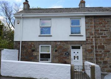 Thumbnail 2 bed end terrace house for sale in Drump Road, Redruth, Cornwall