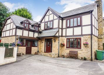Thumbnail 4 bed detached house for sale in Vickersdale Court, Pudsey