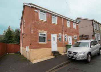 Thumbnail 2 bed semi-detached house to rent in Graig Street, Aberdare
