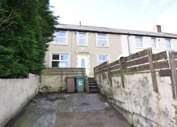 Thumbnail 3 bed terraced house for sale in Hill View, Pontllanfraith, Blackwood