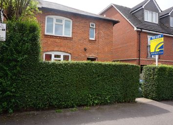 Thumbnail 4 bed detached house to rent in Harefield Road, Southampton