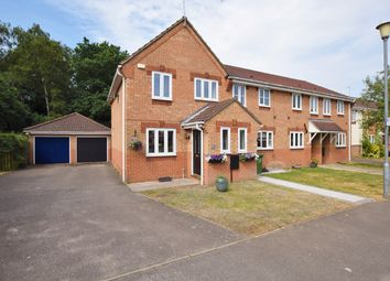 Thumbnail 3 bed end terrace house for sale in Langley Place, Billericay