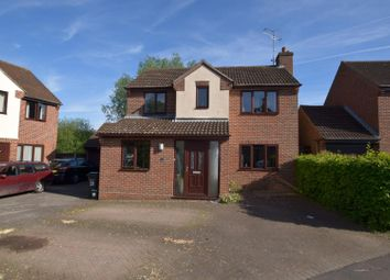 Thumbnail 3 bedroom detached house for sale in Bluebell Close, Witham