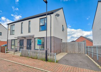 Thumbnail 2 bed semi-detached house for sale in Brearley Drive, Sheffield