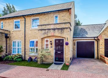 Thumbnail 3 bed semi-detached house for sale in Wickham Way, Sherfield On Loddon