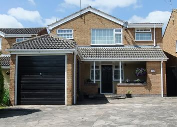 Thumbnail 4 bed detached house for sale in Rosebank Road, Countesthorpe, Leicester