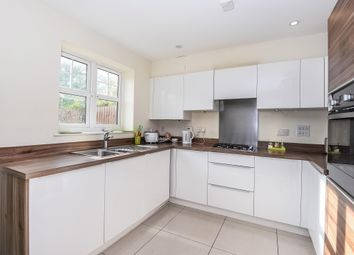 Thumbnail 3 bed terraced house to rent in Limes Close, Redhill