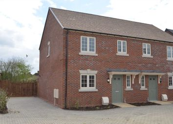 Thumbnail 3 bed semi-detached house for sale in Long Street Road, Hanslope, Milton Keynes