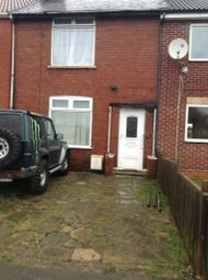 Thumbnail 2 bed terraced house to rent in Mill Gate, Bentley, Doncaster