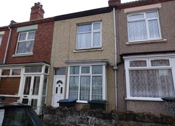 2 bed terraced house to rent in Craven Street, Chapelfields, Coventry CV5