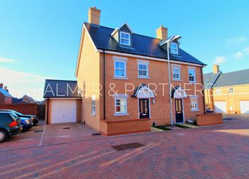 Thumbnail 3 bed semi-detached house for sale in Parade Square, Colchester
