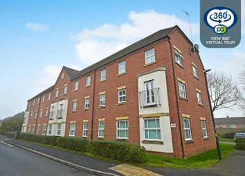 Thumbnail 2 bed flat for sale in Pipers Court, Beanfield Avenue, Coventry