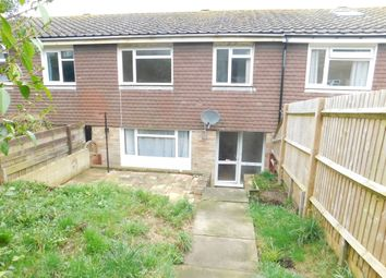 Thumbnail 3 bed terraced house to rent in Elm Court, Newhaven