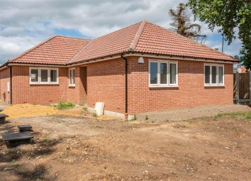 Thumbnail 3 bed detached bungalow for sale in The Street, Catfield, Great Yarmouth