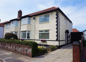 Thumbnail 4 bed semi-detached house for sale in Brooke Road West, Liverpool
