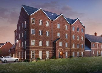 """Thumbnail 2 bedroom flat for sale in """"Hamilton House"""" at Pennefathers Road, Aldershot"""