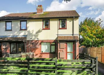 Thumbnail 3 bed semi-detached house for sale in Northwood Close, Norton Fitzwarren, Taunton