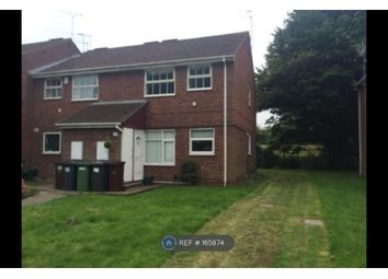 Thumbnail 1 bedroom maisonette to rent in Weyhill Close, Wolverhampton