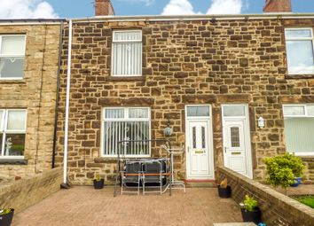 Thumbnail 2 bed terraced house for sale in Station Terrace, Consett