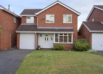 Thumbnail 4 bedroom detached house for sale in Farndale Close, Brierley Hill, West Midlands
