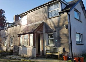 Thumbnail 3 bed detached house for sale in Rhosygarth, Aberystwyth, Ceredigion