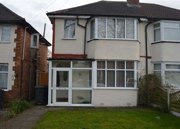 Thumbnail 2 bed terraced house to rent in Normanton Avenue, Sheldon, Birmingham