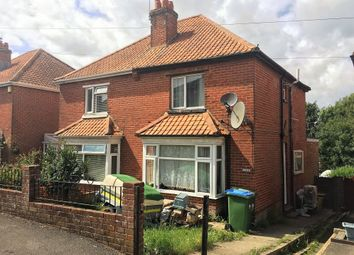 Thumbnail 2 bed semi-detached house to rent in Ash Tree Road, Southampton