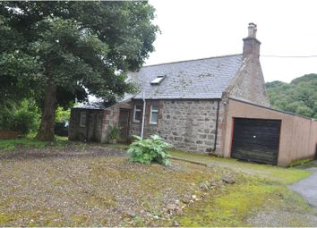 Thumbnail 3 bedroom detached house for sale in Fyvie, Turriff