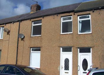 Thumbnail 3 bed terraced house to rent in Acklington Street, Amble