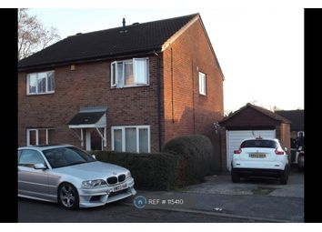 Thumbnail 2 bedroom semi-detached house to rent in Montagu Drive, Eaglestone, Milton Keynes