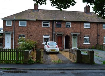Thumbnail 3 bed terraced house to rent in Oakfield Road, Market Drayton