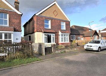 3 bed semi-detached house for sale in Barretts Road, Dunton Green, Sevenoaks, Kent TN13
