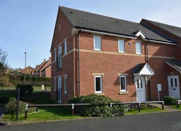 Thumbnail 2 bed flat for sale in Lambourne Court, Jepson Road, Hasland, Chesterfield, Derbyshire