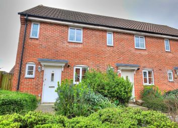 Thumbnail 2 bed terraced house for sale in Morar Drive, Attleborough