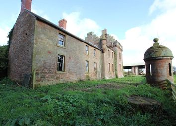 Thumbnail Detached house for sale in Newby Demesne, Newby East, Carlisle