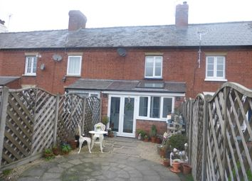 Thumbnail 1 bed terraced house for sale in Spring Gardens, Hereford