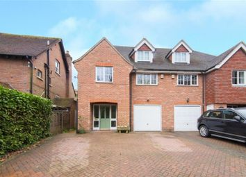 Thumbnail 5 bed semi-detached house for sale in Station Road, Amersham, Buckinghamshire