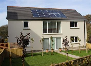 Thumbnail 4 bedroom detached house for sale in Plot 18 Green Meadows Park, Narberth Road, Tenby