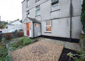Thumbnail 1 bedroom flat for sale in Trenance Road, St. Austell, Cornwall
