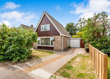 Thumbnail 3 bed detached house for sale in Westfield Road, Newton, Wisbech