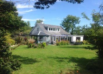 Thumbnail 5 bed detached house for sale in Llangwnadl, Pwllheli, Gwynedd