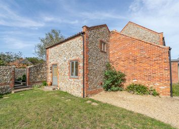 Thumbnail 2 bed semi-detached house for sale in Holt Road, Langham, Holt
