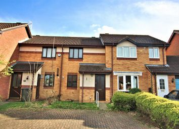 Thumbnail 2 bed terraced house for sale in Dynevor Close, Bromham, Bedford