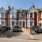 Thumbnail 1 bed flat for sale in St. Johns Avenue, London