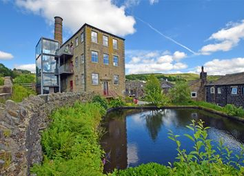 Thumbnail 2 bed flat for sale in Pecket Well Mill, Hebden Bridge