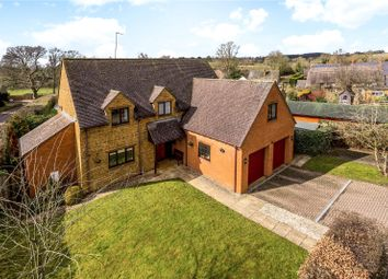Thumbnail 5 bed detached house for sale in Warwick Road, Upper Boddington, Daventry, Northamptonshire
