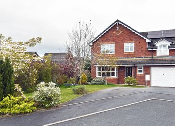 Thumbnail 4 bed semi-detached house for sale in Howey, Llandrindod Wells
