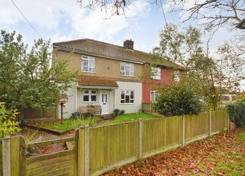 Thumbnail 3 bed semi-detached house for sale in Station Road, Lydd, Romney Marsh
