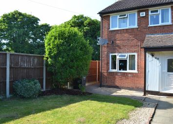 Thumbnail 3 bed end terrace house for sale in Whitewood Way, Worcester
